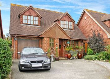 Thumbnail 4 bed detached house for sale in The Abbotts, Halewick Lane, North Sompting, West Sussex