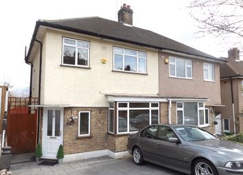 Thumbnail 3 bed semi-detached house for sale in Allenswood Road, Eltham