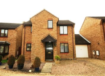 Thumbnail 3 bedroom detached house for sale in Belton Close, Market Deeping, Peterborough