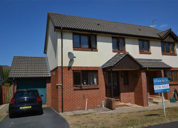 Thumbnail 3 bed semi-detached house for sale in Roundswell, Barnstaple, Devon