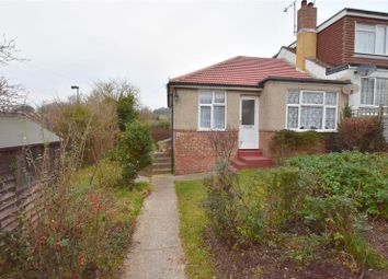 Thumbnail 2 bed semi-detached bungalow for sale in Alandale Road, Sompting, West Sussex