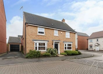Thumbnail 4 bedroom detached house for sale in Hornbeam Way, Kirkby-In-Ashfield, Nottingham