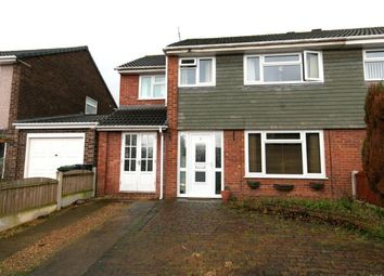 Thumbnail 4 bed semi-detached house for sale in Whitecroft Road, Great Sutton, Ellesmere Port, Cheshire
