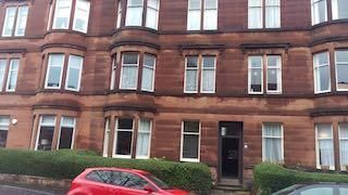 Thumbnail 1 bed flat to rent in Cartvale Road, Glasgow