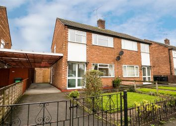 Thumbnail 3 bed semi-detached house for sale in Chestnut Close, Hoole, Chester