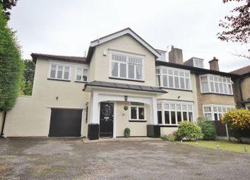 Thumbnail 5 bed semi-detached house for sale in Elm Road, Prenton, Wirral