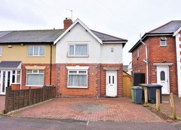 Thumbnail 2 bed semi-detached house for sale in Phillip Road, Walsall