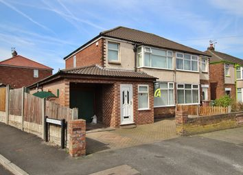Thumbnail 3 bed semi-detached house for sale in Kent Road, St Helens