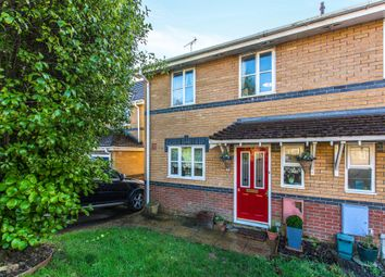 Thumbnail 3 bed semi-detached house for sale in Byron Way, Killay, Swansea