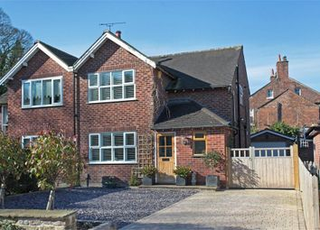Thumbnail 3 bed semi-detached house for sale in Orchard Green, Alderley Edge, Cheshire