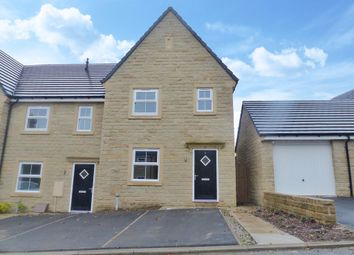 Thumbnail 3 bed end terrace house for sale in Bailey Court, Skipton