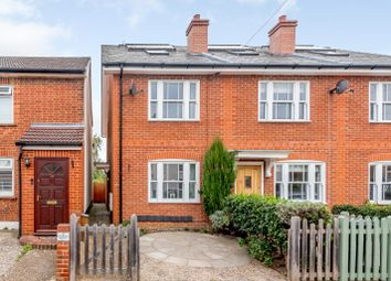 Thumbnail 3 bed end terrace house for sale in Kings Gate, Kings Road, Godalming