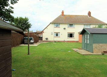 Thumbnail 3 bed semi-detached house for sale in Carters Garth Close, Grainthorpe, Louth