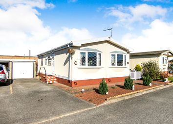 Thumbnail Mobile/park home for sale in Four Seasons Park, Chapel St. Leonards, Skegness