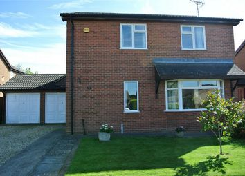 Thumbnail 4 bed detached house for sale in Cedar Drive, Bourne, Lincolnshire