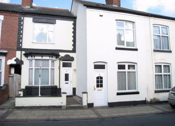 Thumbnail 3 bed cottage to rent in Cornwall Street, Enderby, Leicester