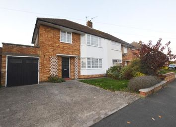 Thumbnail 3 bed semi-detached house for sale in Fourth Avenue, Wellingborough, Northamptonshire
