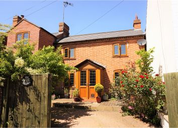 Thumbnail 3 bed cottage for sale in The Green, Snitterfield