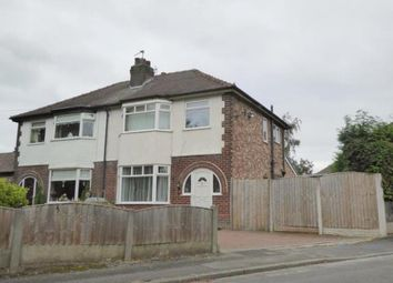 Thumbnail 3 bed semi-detached house for sale in Brian Avenue, Stockton Heath, Warrington, Cheshire