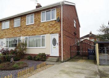 Thumbnail 3 bed semi-detached house for sale in Margaret Road, Penwortham, Preston