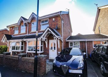 Thumbnail 3 bed semi-detached house for sale in Doris Street, Chorley, Lancashire