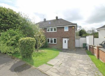 Thumbnail 3 bed semi-detached house to rent in Whiteley Crescent, Bletchley, Milton Keynes