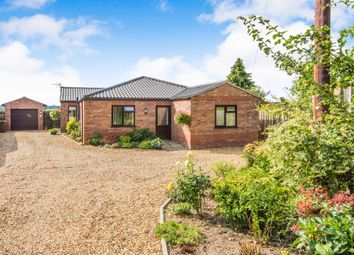 Thumbnail 4 bed detached bungalow for sale in Watton Road, Swaffham