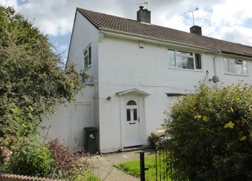 Thumbnail 3 bed end terrace house to rent in Kites Close, Crawley