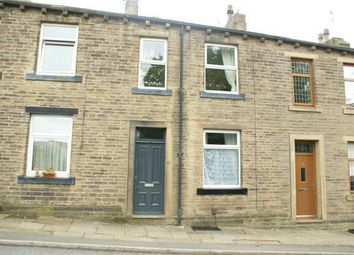 Thumbnail 2 bed terraced house to rent in Haworth Road, Haworth, West Yorkshire