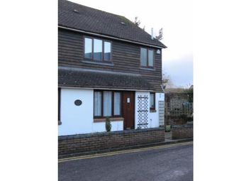 Thumbnail 1 bedroom end terrace house to rent in 20 House Lane, Sandridge, St. Albans