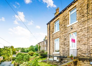 Thumbnail 3 bed end terrace house for sale in Bankfield Terrace, Armitage Bridge, Huddersfield