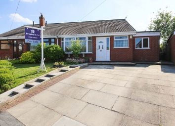Thumbnail 3 bed semi-detached bungalow for sale in Fardon Close, Wigan
