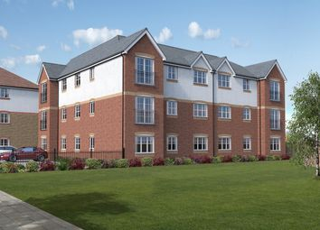 Thumbnail 2 bed flat for sale in Devonshire Gardens, Coopers Way, Blackpool