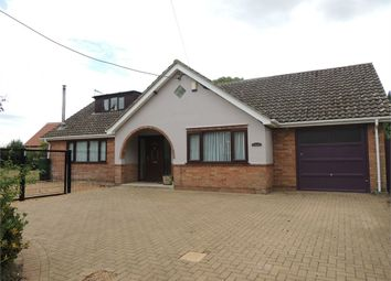 Thumbnail 4 bed detached house for sale in Field Lane, Wretton, King's Lynn