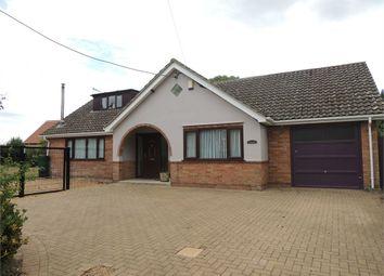 Thumbnail 4 bed detached house for sale in Field Lane, Wretton, King's Lynn