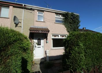 Thumbnail 3 bed terraced house for sale in Ballygowan Gardens, Bangor