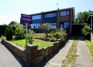 Thumbnail 3 bed semi-detached house for sale in Northwood Falls, Woodlesford