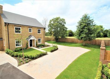 Thumbnail 5 bed detached house for sale in The Street, Mortimer