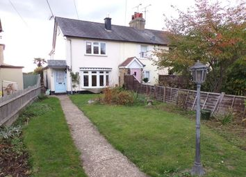 Thumbnail 3 bed cottage to rent in Thoby Lane, Mountnessing, Brentwood