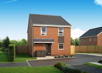 "Thumbnail 4 bed property for sale in ""The Magnolia At The Parade, Bridgwater"" at Bristol Road, Bridgwater"