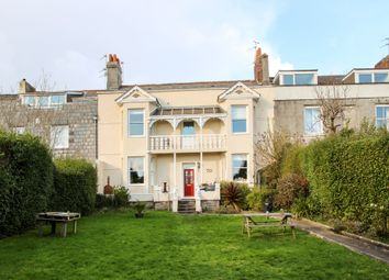 Thumbnail 5 bed town house for sale in Somerset Place, Stoke, Plymouth