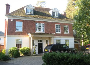 Thumbnail 5 bed detached house to rent in The Chase, Ascot