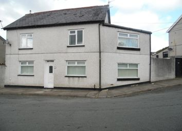 Thumbnail 4 bed detached house for sale in Windsor Road, Edwardsville, Treharris