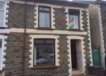 Thumbnail 3 bed terraced house to rent in Primrose Street, Tonypandy