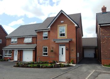 Thumbnail 4 bed detached house for sale in Follows End, Burntwood
