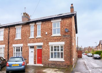Thumbnail 2 bed end terrace house for sale in Hardy Avenue, Chorlton, Manchester
