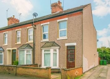 Thumbnail 3 bed terraced house for sale in Lower Hillmorton Road, Rugby