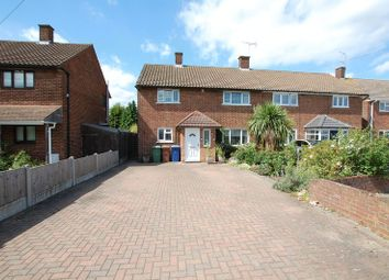 Thumbnail 3 bed semi-detached house for sale in Oakway, Grays