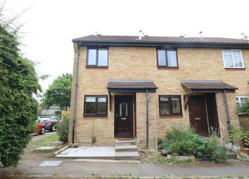 Thumbnail 2 bed end terrace house to rent in Morland Close, Mitcham, London