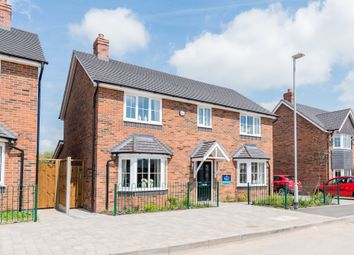 Thumbnail 4 bedroom detached house for sale in King Street, Yoxall, Burton-On-Trent